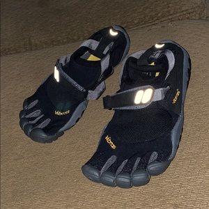 Vibram five finger shoes size 38